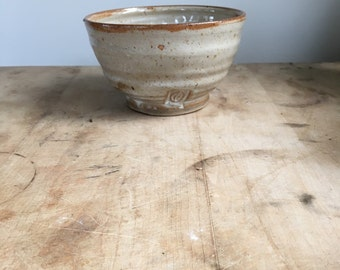Stoneware noodle bowl -SOLD OUT- look for more bowls like this in July 2016