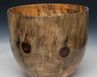 Fantastic piece of Norfolk Pine turned into a large bowl
