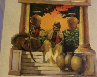 Book, Arabian Nights