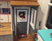 Reserved Listing for Olivia - Custom Order - Dollhouse Entry - January Ship
