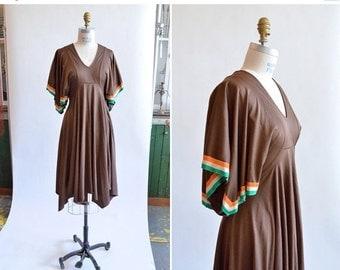 30% OFF STOREWIDE / Vintage 1970s BOHO dress