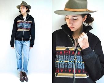 PENDLETON Jacket  //  Blanket Coat  //  BEAVER STATE