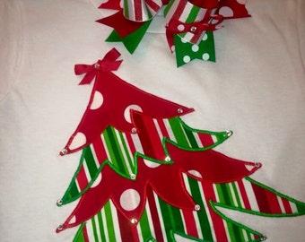Christmas Tree Tee