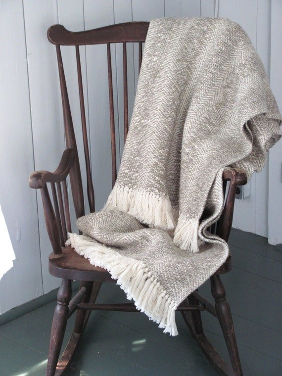rustic french country cottage farmhouse decor throw blanket