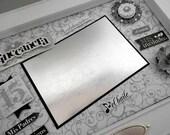 QUINCEANERA CELEBRACION Keepsake Box with Engraved Name Plate