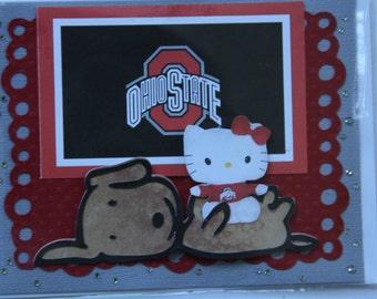 Ohio State Greeting Card-2