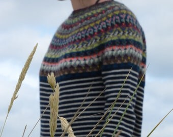Woman's Fairisle Sweater
