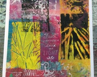 Faith,Surrender,Send Out Light