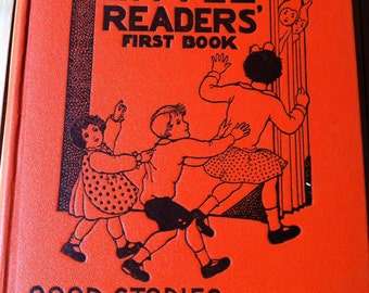 1934 Little Readers' First Book for Little children published by The Platt & Munk co inc. New York