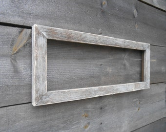 Handcrafted Handmade Thick Panoramic Barn Board Wood Picture Frames Wholesale Inquiry's Accepted