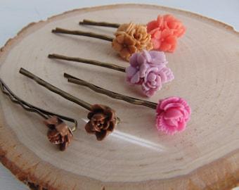 Super Sale Gorgeous Flower Pin
