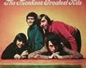 The Monkees vinyl - Greatest Hits - Vintage Record  Lp in Near Mint Condition