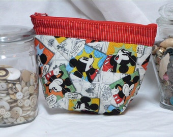 Small Make Up Bag by Spring St Purses