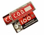 Ace Gummed Reinforcements and C.O.D. Labels, Office Labels, Office Supplies