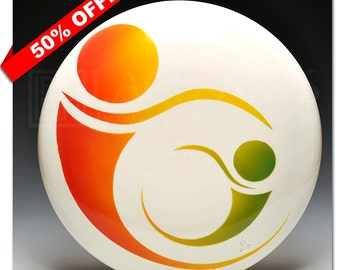 50% OFF - MOTHER & CHILD (Wall Button)