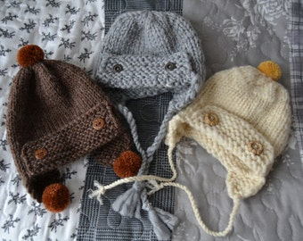 Hunter's hat for ball-jointed dolls: size SD / Iplehouse SID