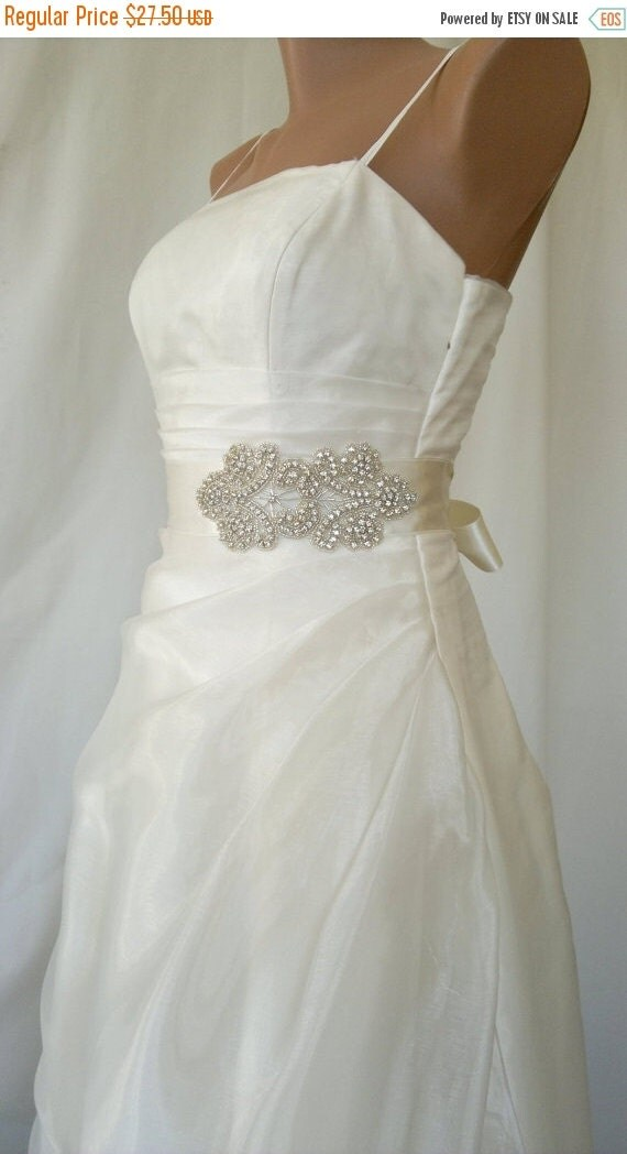 SALE, EXPRESS SHİPpiNg! Elegant Sultan Rhinestone Beaded Wedding Dress Sash Belt
