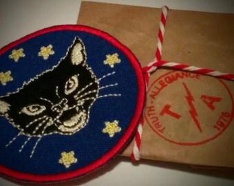 Black Cat Squad Patch