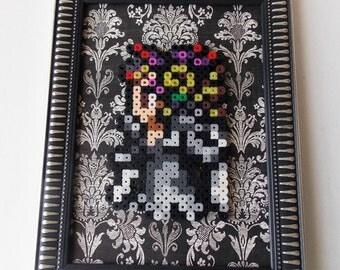 Edea (Final Fantasy 8) Framed Pixel Sprite Art *Clearance*