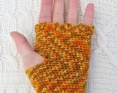 Jazzy Wrist Warmers Zig Zag Wristwarmers Arm Warmers Crochet Gauntlets Handmade in Ireland