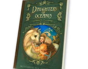 "STANDARD EDITION Sketchbook ""Daughters of Oceanus"""