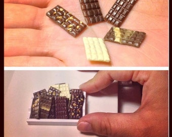 Miniature Chocolate Bar -Variety-