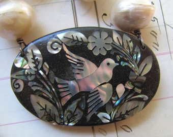 Inlaid Mother of Pearl