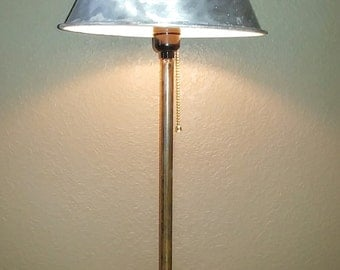 Rustic Lamp