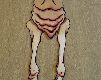 Pan's Labyrinth Pale Man Jointed Monster Decoration