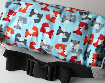 Reversible Baby Carrier Storage Cover/Carrying Bag for Tula, Kinderpack & other SSCs - Choose Your Fabric or Made to Match (Made to Order)