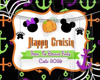 Fish Extender Gift Tag Cruise- Digital File