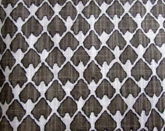 DIEGO smoke- homedecor multipurpose fabric