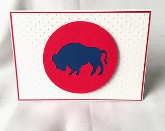 Buffalo Notecard Set