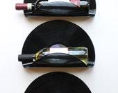 Paul McCartney Upcycled Vinyl Record Wine Rack/Wall Organizer - Set of 3