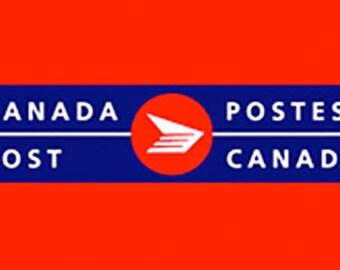 Canada Post add Domestic Expresspost Adcol