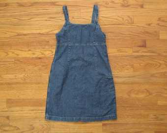 vintage Bill Blass denim dress