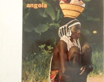 Rare Penteados de Angola 1965/Hair Styles in Angola Book by Dante Vacchi