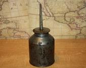 Vintage Oil Can - item #1751