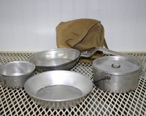 Boy Scout Mess Kit with Pouch - item #2044