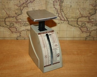 Vintage Pelouze Postal Scale Model P-2 - item #1526