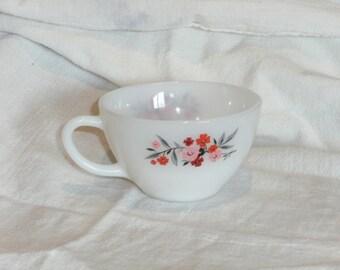 Vintage Fireking Primrose Coffee Cup