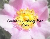 Custom Listing for Kim // 8-Pocket Craft Belt Gardening Apron