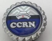 CCRN badge reel