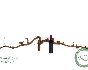 Old Grape Vine Standing or Wall Display Art VA 012216 11