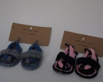 Baby Flip Flops 0-3 MO size