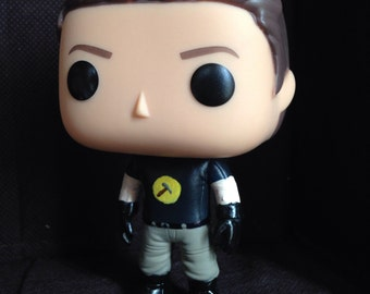 Captain Hammer Custom Funko Pop