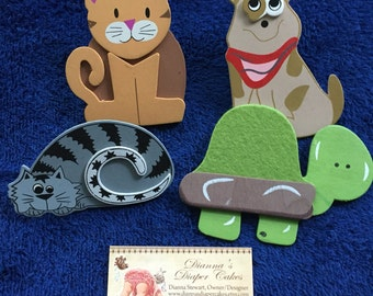 Plug Covers Pets Socket Outlet Decorative Boys Baby and Kids Room Shower Gift
