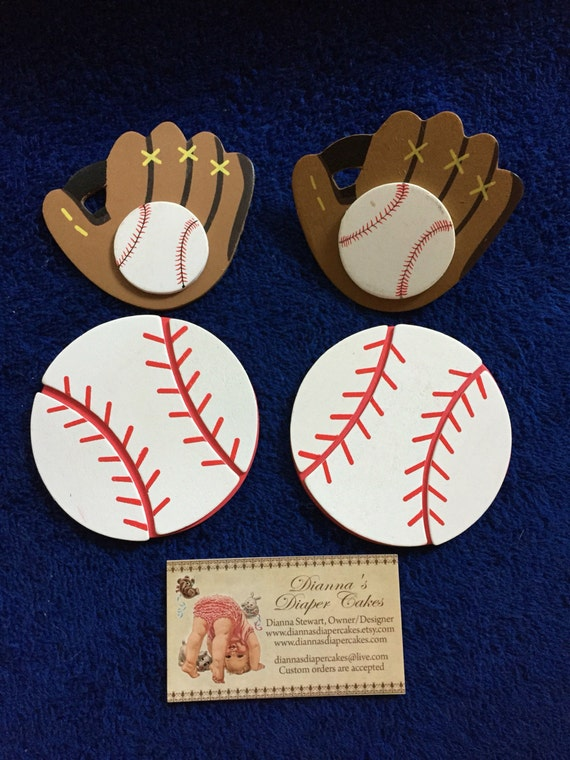 Decorative Plug Outlet Socket Covers Baseball