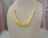 The Wilma - Silicone Teething Necklace