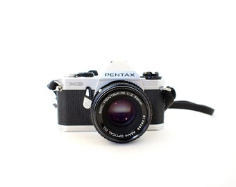 Vintage Pentax MG SLR Film Camera -  Working Film Tested